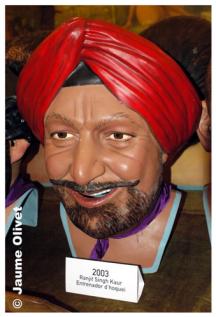Ranjit Sing Kaur