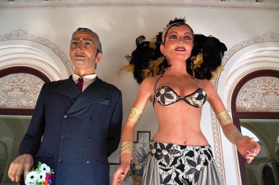 Armand de Montjuïc i Rosa del Paral•lel